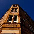 Flat Iron Building - in Musselburgh by Nik Watt