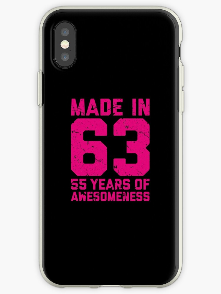 55th Birthday Gift Adult Age 55 Year Old Women Womens