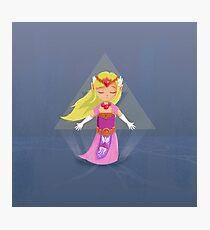 Zelda - Windwaker Photographic Print
