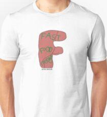 FFFFFFF - F'n Cake Unisex T-Shirt