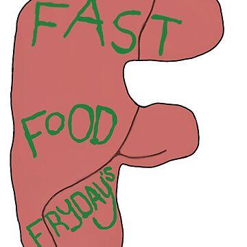 FFFFFFF - F'n Cake by ThatDeanBGuy