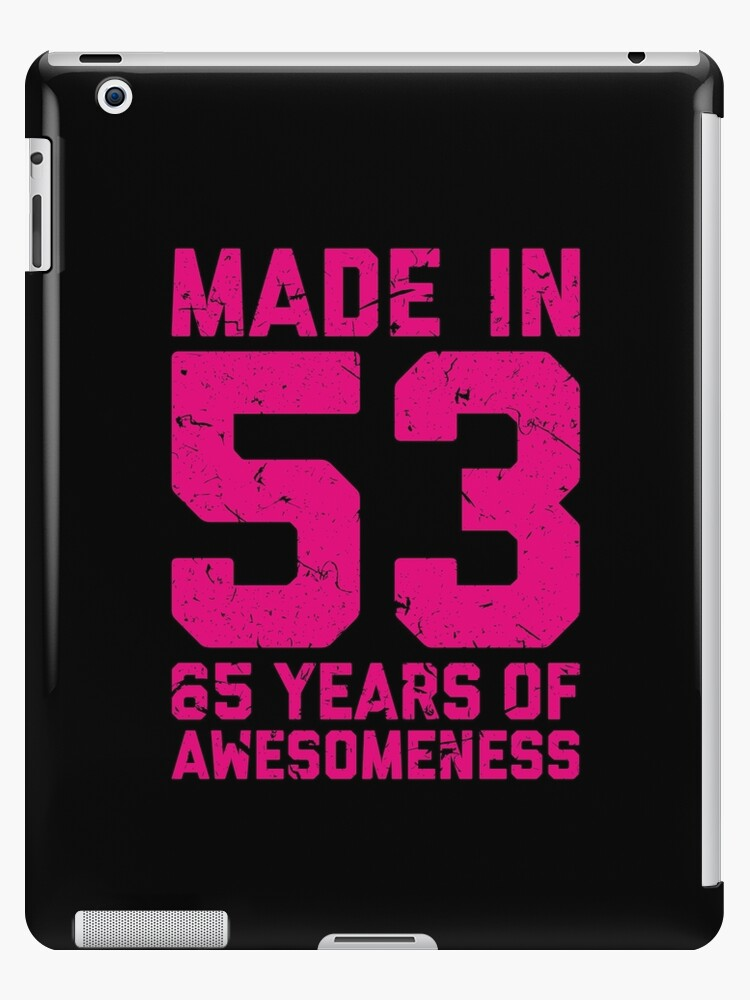65th Birthday Gift Adult Age 65 Year Old Women Womens