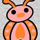 Epo the Ladybug by Carbon-Fibre Media