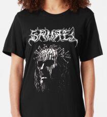Samael-Zeremonie der Gegensätze Slim Fit T-Shirt