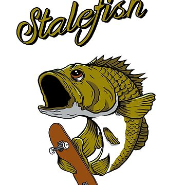 Stalifish Graphic tee by Concreetcanvas