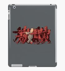 zombies!!! iPad Case/Skin