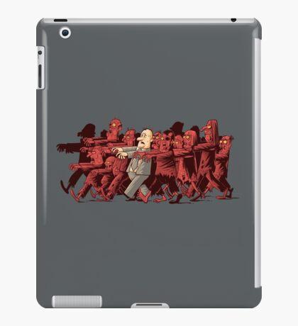 zombies!!! iPad Case/Skin