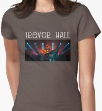 Trevor Hall playing beautiful music Women's Fitted T-Shirt