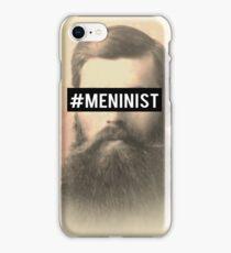 #Meninist iPhone Case/Skin