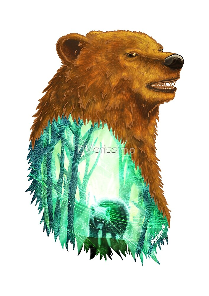 Bear's Forest by DVerissimo