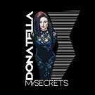 Donatella Mysecrets - Black by cocojemholiday