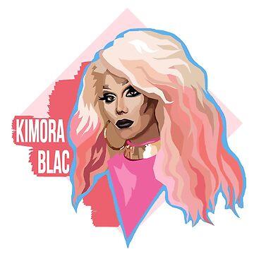 Kimora Blac RPDR inspirado de Jesskielstra