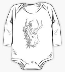 Woodland stag One Piece - Long Sleeve