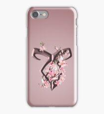 Angelic Rune #1 iPhone Case/Skin