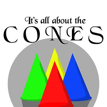 It's All About the Cones by Caffrin25