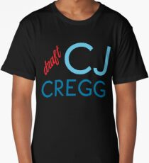 Draft CJ Cregg / The West Wing Long T-Shirt