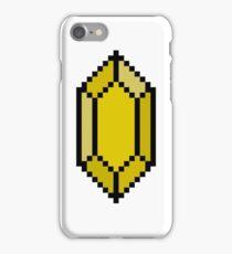 Yellow Rupee iPhone Case/Skin