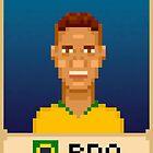 BRAZIL by pixelfaces