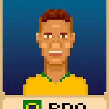 BRAZIL by pixelfaces