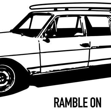 Ramble On! by gstrehlow2011