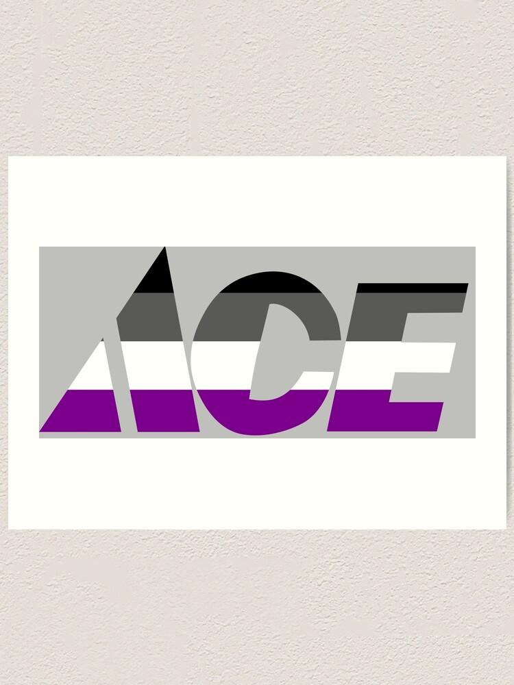 Alternate view of Ace Art Print
