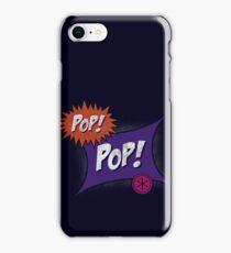 Pop POP! iPhone Case/Skin