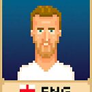 ENGLAND by pixelfaces
