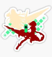 Pegatina Xenoblade Chronicles 2 - Pyra y Mythra