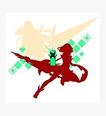 Xenoblade Chronicles 2 - Pyra & Mythra Photographic Print