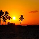 "PARADISE ! - THE ""PERFECT"" SUNSET ON A MOZAMBIQUE BEACH von Magriet Meintjes"