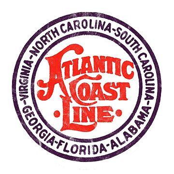 Atlantic Coast Line Railroad by turboglyde