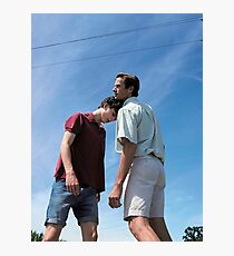 Call Me By Your Name Photographic Print