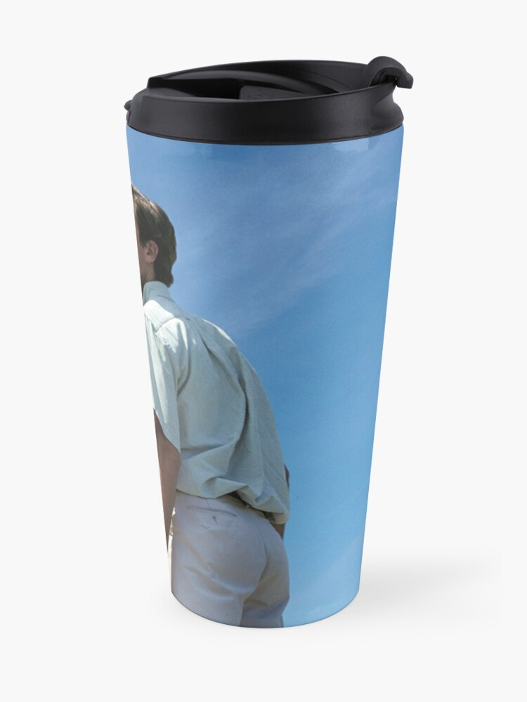 Alternate view of Call Me By Your Name Travel Mug