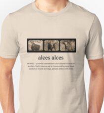 alces alces T-Shirt