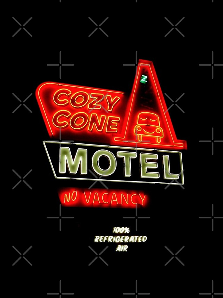 Cozy Cone Motel by TheConcertKid