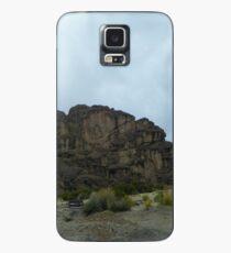 Cliff Crown - Uyuni - Bolivia, South America Case/Skin for Samsung Galaxy