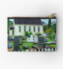 The little Church filled with history.......! Studio Pouch