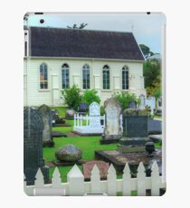 The little Church filled with history.......! iPad Case/Skin