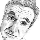 Robin Williams by Paul  Nelson-Esch