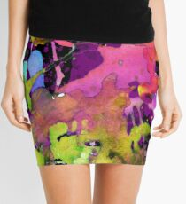 """Kodachrome"" Mini Skirt"
