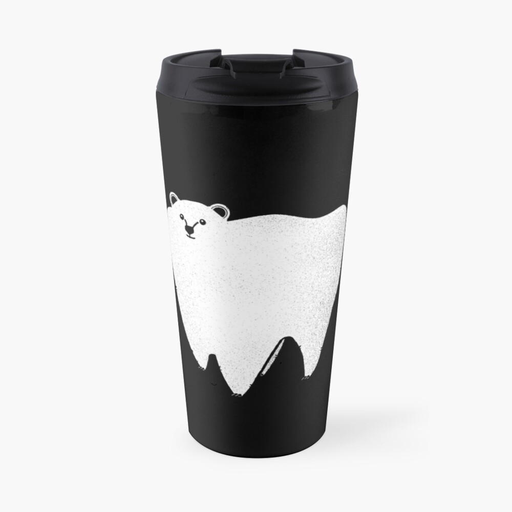 Molar Bear Travel Mug