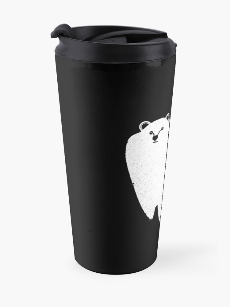 Alternate view of Molar Bear Travel Mug