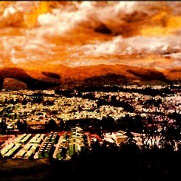 Cuenca, Ecuador - Panorama II by alabca