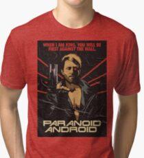 Paranoid Tri-blend T-Shirt