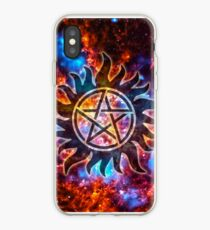Supernatural Cosmos iPhone Case