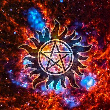 Supernatural Cosmos by spookydooky