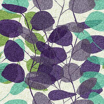 Lunaria violet by BessoChicca