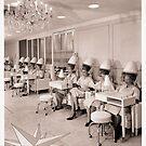 Vintage Beauty Salon by mindydidit