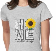 Sunflower Home Womens Fitted T-Shirt