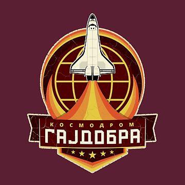 Cosmodrome Gajdobra by candyguru